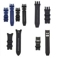 Silicone Wristwatch Watch Band For Invicta Pro Diver Subaqua Noma Reserve Analog