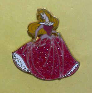 Disney Pin DLRP Princesses 2003 Sleeping Beauty Aurora Glitter Retired