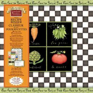 La Cuisine Recipe Keeper: Recipe Binder [All-in-one! Look Inside]