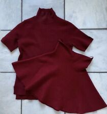 Stylish Zara Top And Skirt Co-ord Set Size Small