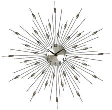 Large wall clock 50cm x 50cm Metal Wall Clock
