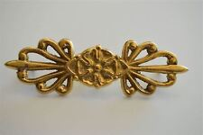 Regency antique style ormolu furniture mount brass cabinet decoration 2019