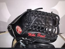 Mike Trout Game Model Issued Rawlings Pro Preferred Fielder's Glove PSA/DNA LOA