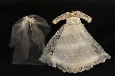 Topper - Dawn fashion doll - Wedding Bell Dream- Gown & Veil- #815