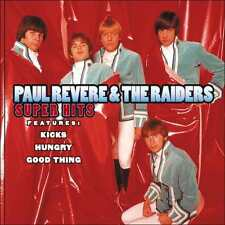 PAUL & RAIDERS REVERE : SUPER HITS (CD) sealed