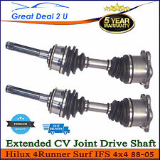Raised CV Joint Drive Shaft For Toyota Hilux 4x4 KZN165 LN107 LN111 LN167 LN172
