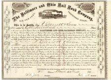 Baltimore and Ohio Railroad Company  1880