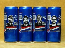Pepsi UEFA in RUSSIA 2021 exclusive 4 pcs
