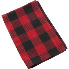 Buffalo Check Waffle Dish Towel by Park Designs Red Black Checkered Plaid