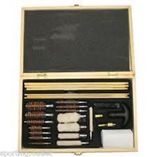 Jack Pyke Multi Gun Cleaning Kit Shotgun & Rifle .17 .22 12G 20G 28G .308 .410