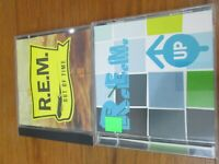 Lot of 2 REM Music CDs Out of Time and Up