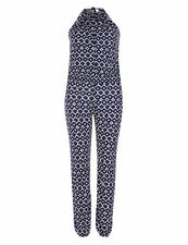 Marks and Spencer Women's V Neck Sleeveless Jumpsuits & Playsuits