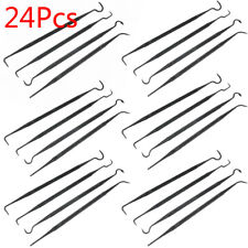 24Pcs Gun Cleaning Nylon Picks Tools Kit Rifle Gunsmithing Pistol Clean Tool