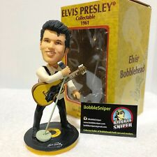 """ELVIS PRESLEY """"Collectible 1961"""" BD&A 1st Official Limited Edition Bobble Head*"""