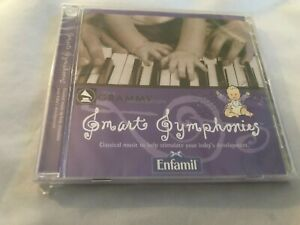 Smart Symphonies Classical Music The Grammy Foundation Enfamil CD NEW