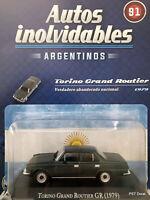Ika Renault Torino Grand Routier GR (1979) Diecast 1:43 Autos inolvidables Arg