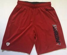 Nike New England Patriots Dri Fit Football NFL Training Shorts Size S