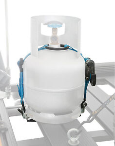 Rhino Rack Gas Bottle Holder (4.0kg) RGBH4