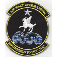 22nd Space Operations Squadron Patch Hook And Loop