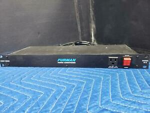 Furman 8 in Power Conditioner Merit Series M-8 Power Supply and Surge Protector