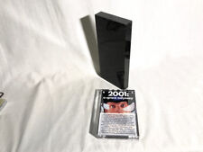 2001: A Space Odyssey, Black Alien Monolith/ Obelisk, Black Acrylic with Plaque