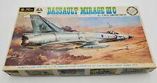 Fujimi Dassault Mirage IIIC 1/48 Plastic Model Kit Vintage