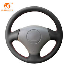 DIY Steering wheel Cover for Toyota Vios Corolla Lexus GS430 GS300 2004 #LX27