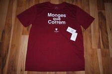 Nike Gyakusou Encubierto Monges que correm ejecutar camiseta Mens tamaño M NIKELAB fcrb