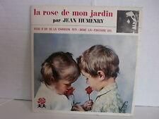 JEAN HUMENRY La rose de mon jardin SM 17-442