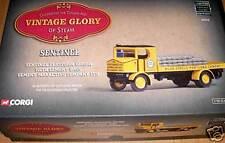 Corgi Sentinel Camion à benne à plateau avec Ciment chargé Sacs de 1:50
