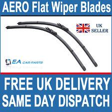 VAUXHALL ZAFIRA 2005+ AERO Flat Wiper Blades 28-22