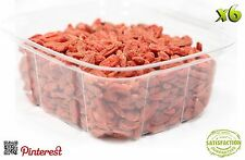 36 Oz Containers of Super fruit Immunity Enhancer Goji Wolf Berries [2 1/4 lbs.]