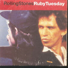 """ROLLING STONES """"Ruby Tuesday"""" Cardsleeve CD Australia"""