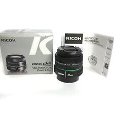 RICOH SMC PENTAX-DA  F2,4 35mm AL  in OVP -  Pentax AF  * Fotofachhändler *