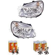 Scheinwerfer Set Fiat Doblo 11.05-01.10 H1/H7 mit Motor inkl. Lampen 1380517