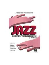 Jazz Chord Progressions Learn to Play Standards Piano Guitar Lesson MUSIC BOOK