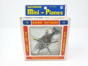 Bachmann Mini-plane Model #38 / 8338 SIKORSKY HH-3E JOLLY GREEN GIANT Open Box