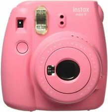 Fujifilm Instax Mini 9 Camera Flamingo Pink Instant Camera FF87002