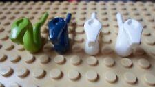 LEGO® Ninjago™  Serpent minifigures staff lot of 4