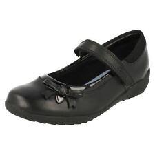 Chaussures habillées en cuir pour fille de 2 à 16 ans pointure 34