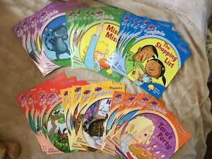 OXFORD READING TREE SONGBIRDS PHONICS 36 BOOKS BY JULIA DONALDSON 1-6 STAGES 2 3