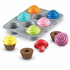 Smart Snacks Shape Sorting Cupcakes - A Sweet Way To Learn Shapes For Ages 2+