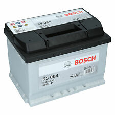 Bosch 12V 53Ah 500A EN S3 004 Autobatterie Starterbatterie PKW Batterie NEU