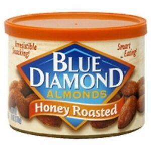 Blue Diamond Honey Roasted Almonds