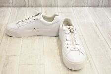 ASH Women's Buzz Lace-Up Sneakers - White - Size 41 ( Size 11 )