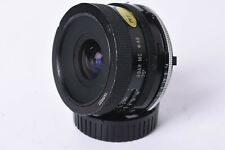 Tamron Adaptall 2 BBAR 28mm f2.5 prime wide angle with Minolta MD adapter