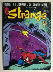 STRANGE #238 French color Marvel Comic (1989) Avengers Alpha Flight VG