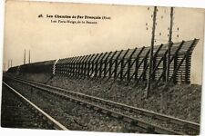 CPA Les Chemins de Fer Francais - Les Para-Neige (270830)
