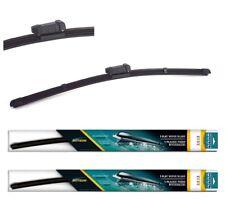 """AUDI A4 8K,8W, B8, B9 /Avant 2007+ Front Pair Aero Flat Wiper Blades 24""""20"""" (D1)"""