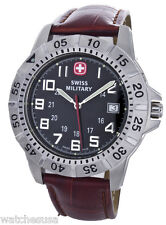 Men's Swiss Military Mountaineer Titanium Watch 52616